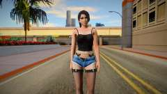 Momiji Denim Shorts pour GTA San Andreas
