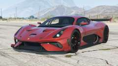 Brabham BT62R 2020〡add-on pour GTA 5