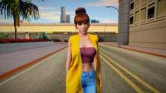 Kasumi v19 pour GTA San Andreas