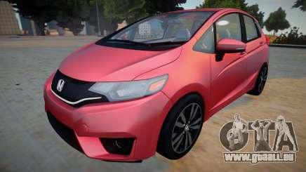 Honda Fit 2015 für GTA San Andreas
