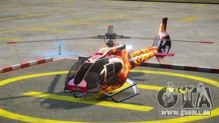 Eurocopter EC130 B4 AN L2 pour GTA 4