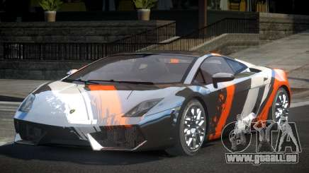 Lamborghini Gallardo Qz7 L1 pour GTA 4