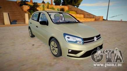 VW Gol Trend G8 pour GTA San Andreas