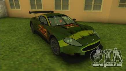 Aston Martin DBR9 für GTA Vice City