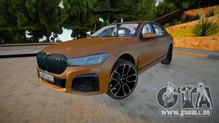 BMW 750LI 2020 pour GTA San Andreas