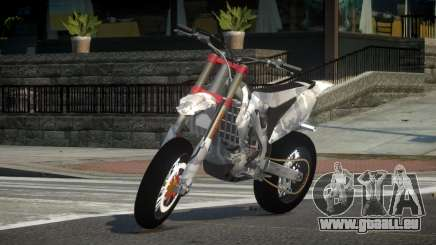 Honda CRF 250 L6 pour GTA 4