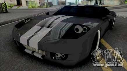 Bullet Wangan Midnight Style pour GTA San Andreas