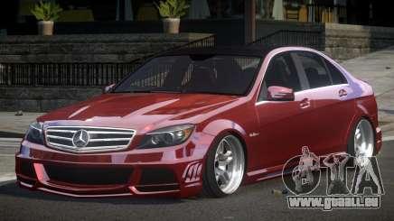 Mercedes-Benz C63 SP A-Style für GTA 4