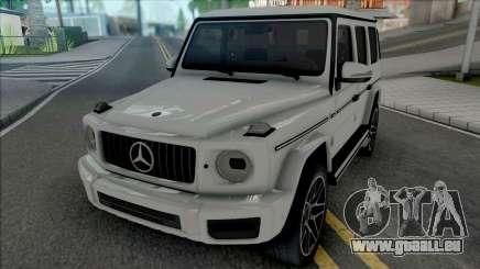 Mercedes-Benz G63 AMG [HQ] pour GTA San Andreas