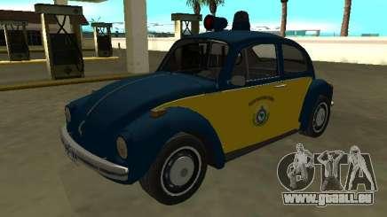 Volkswagen Beetle 94 Police fédérale de la route pour GTA San Andreas