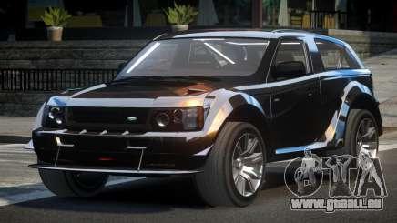 Land Rover Bowler U-Style pour GTA 4