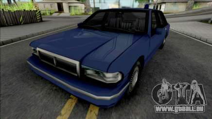 Unmarked Police Premier pour GTA San Andreas