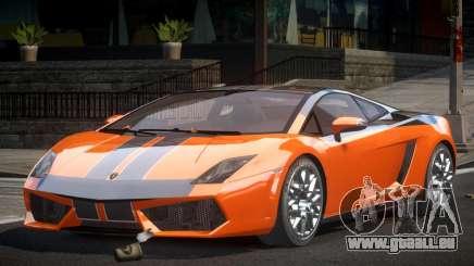 Lamborghini Gallardo Qz7 L4 pour GTA 4