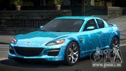 Mazda RX-8 BS U-Style L1 pour GTA 4