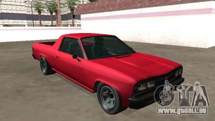 Cheval Picador ma version pour GTA San Andreas
