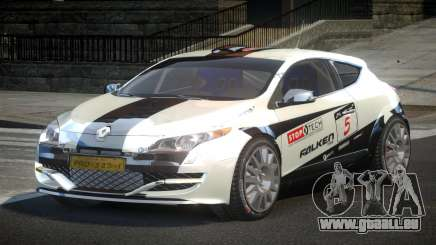 Renault Megane PSI-R PJ9 für GTA 4