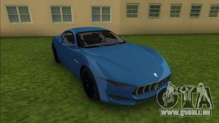 Maserati Alfieri pour GTA Vice City