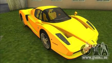 2002 Ferrari Enzo pour GTA Vice City