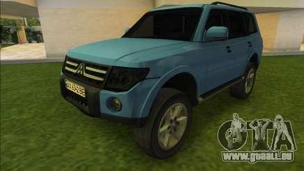 Mitsubishi Pajero (good car) pour GTA Vice City