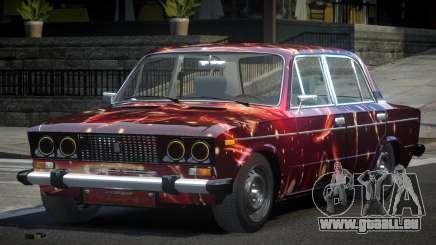 VAZ 2106 GS-R L4 für GTA 4