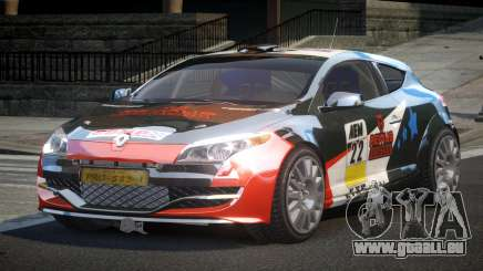 Renault Megane PSI-R PJ5 für GTA 4