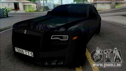 Rolls-Royce Wraith [HQ] für GTA San Andreas