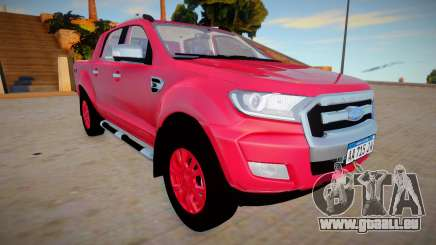 Ford Ranger Limited 2016 v1 pour GTA San Andreas