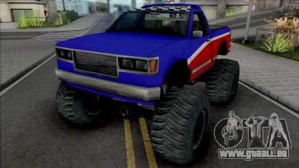 Monster B [HD] pour GTA San Andreas