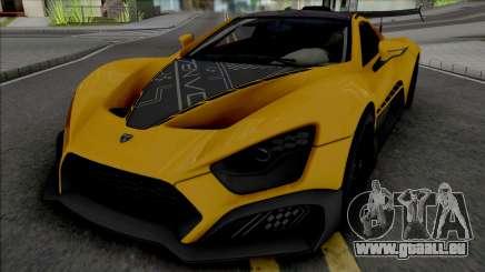Zenvo TSR-S Chassis No.2 pour GTA San Andreas