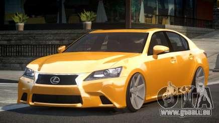 Lexus GS 350 F-Sport pour GTA 4