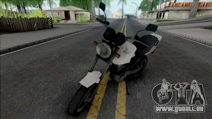 Honda CG 150 [VehFuncs] pour GTA San Andreas