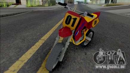 Pocket Bike v2 pour GTA San Andreas