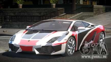 Lamborghini Gallardo Qz7 L3 pour GTA 4