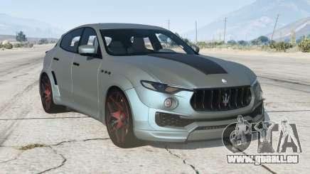Maserati Levante Novitec Tridente Esteso (M161) 2017〡add-on v1.1 pour GTA 5