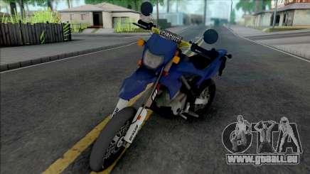 Kawasaki D-Tracker STD für GTA San Andreas
