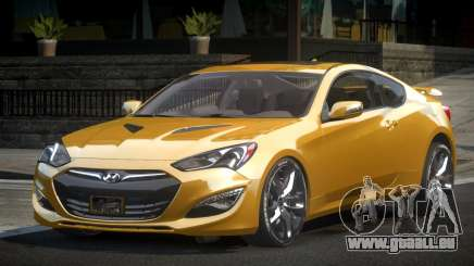 Hyundai Genesis GST Drift für GTA 4