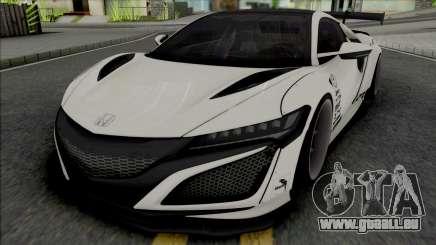 Honda NSX Liberty Walk [IVF] für GTA San Andreas
