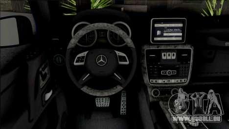 Brabus G55 pour GTA San Andreas