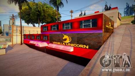 Vainilla Unicorn GTA V für GTA San Andreas