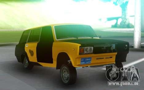 Vaz 2104 Autosh Avara Gagash für GTA San Andreas