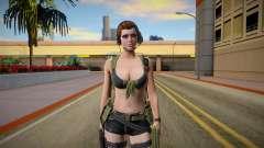 Sandra Fury pour GTA San Andreas