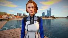 Jill Valentine Skin pour GTA San Andreas