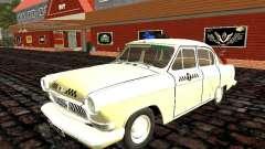 Gaz-21 Geshi und Lelika (Taxi)