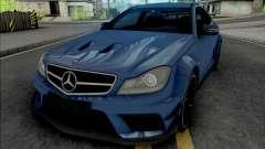 Mercedes-AMG C63 Black Series pour GTA San Andreas