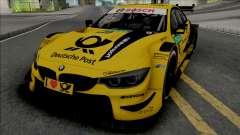 BMW M4 DTM Timo Glock
