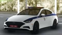 Hyundai Sonata Turbo Police
