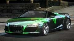 Audi R8 SP Roadster PJ7