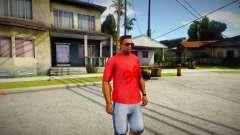 Eris New T-shirt für GTA San Andreas