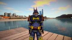 Batman Ninja from Injustice 2