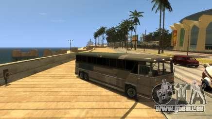 Bus SA pour GTA 4